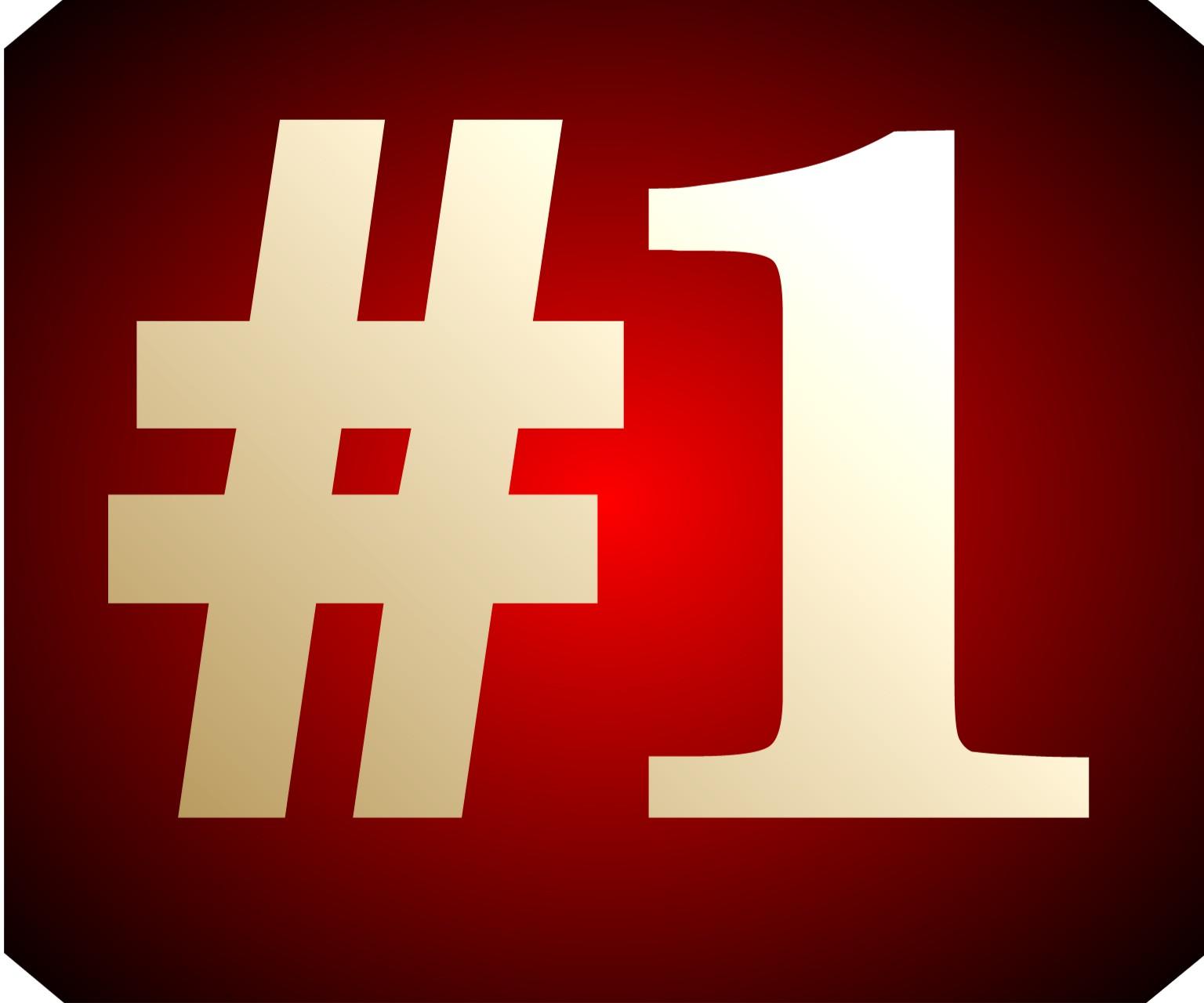 number-1-sign