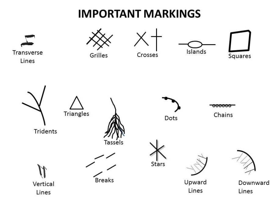 palmistry-marks